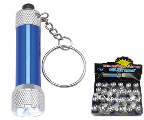 5 LED Keychain Flashlight 518-5