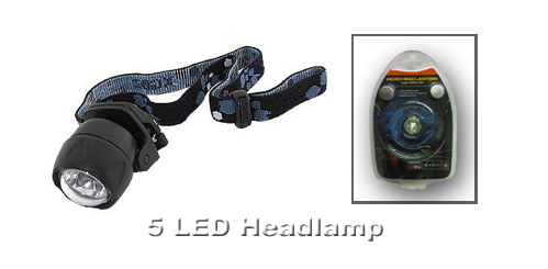 LED Micro Headlamp AF1008