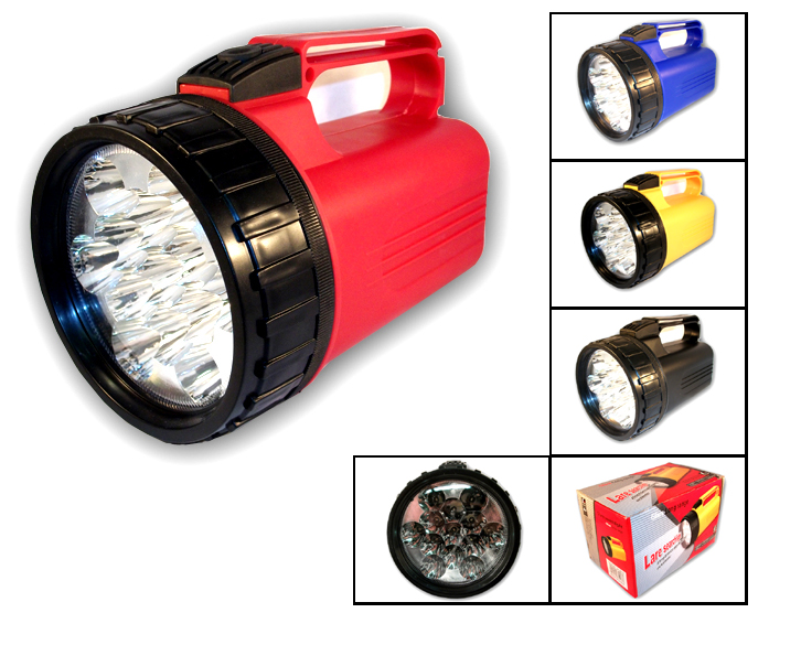 13 Cone LED Search Light AF3013