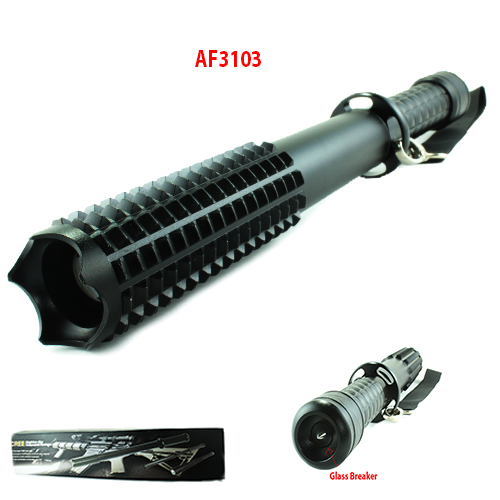 Rechargeable Baton Flashlight (FA3013)