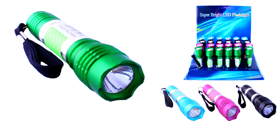Glow in Dark Flashlight (AF3106)