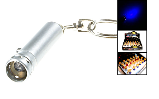 Keychain UV Flashlight