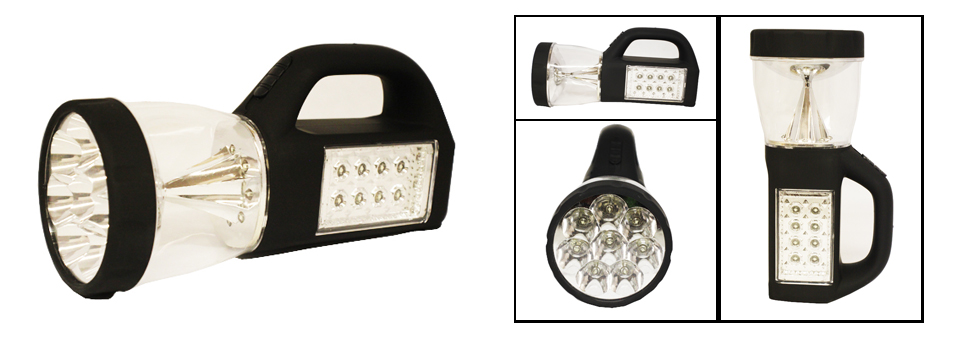 24 LED (8+8+8) Camping light / AF4014
