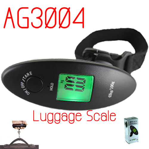 Portable Handheld electronic Luggage scale (AG3004)