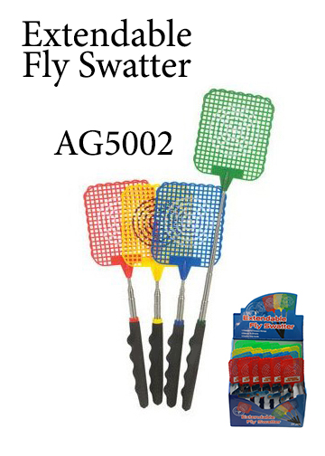 Expandable Fly Swatter (AG5002)