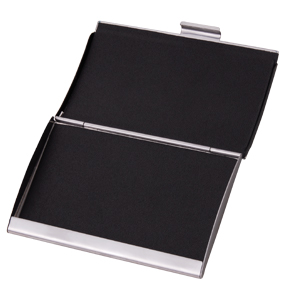 Aluminum/Iron Business Card Case (PP.AH1005) - Click Image to Close
