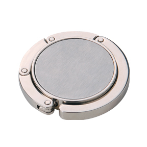 Round Metal Bag Holder with Magnet (PP.AH7001)