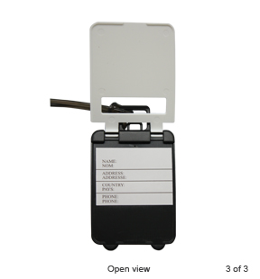 Luggage Tag (AT0002) - Click Image to Close