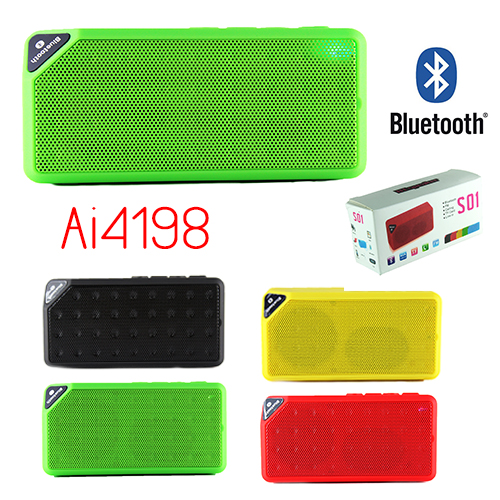 Bluetooth Media Speaker (Ai4198)
