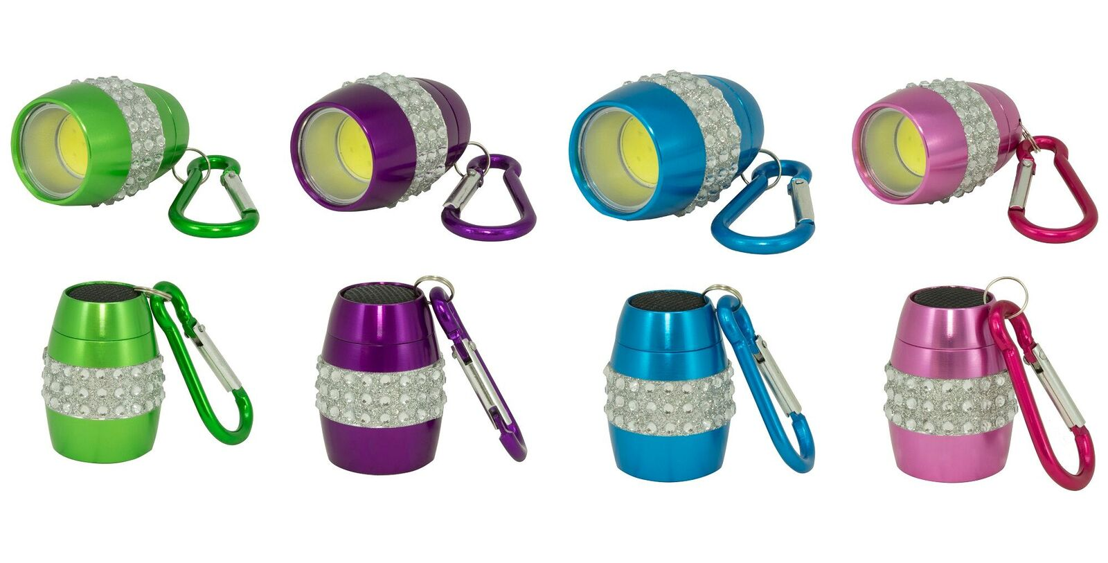 Bling Bling Keychain COB Light (FA2115)