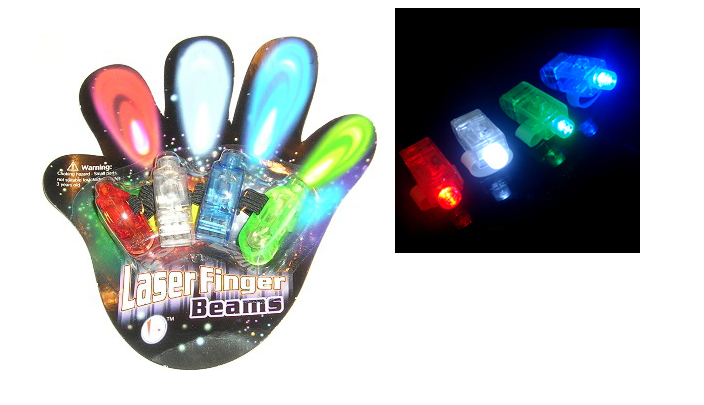 Finger Lights (#135)