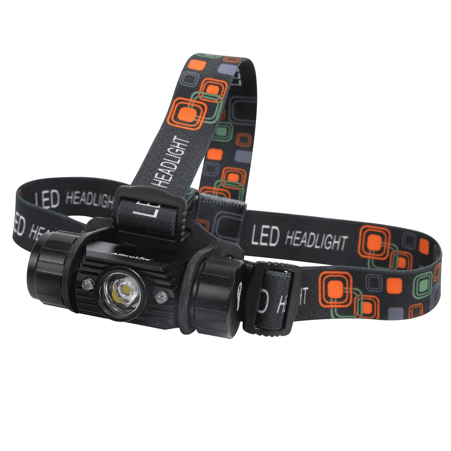 3 Mode Rechargeable Headlamp(FA2112 OX) 325 Lummens