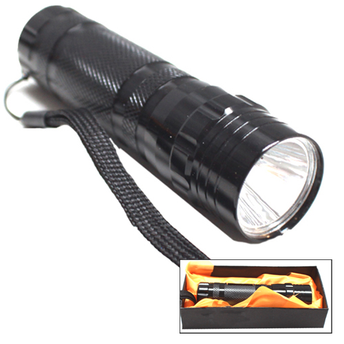 1-Watt Tactical Flashlight