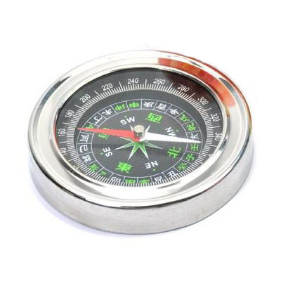 Large Stainless Steel Compass (AG3015)