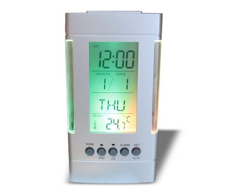 Digital Clocks & Calendars