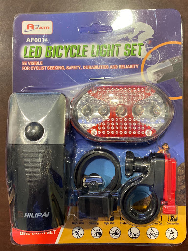 Bike Light Set (FA0014)