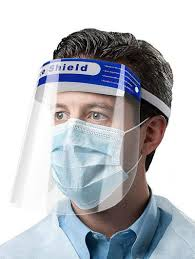 Anti Fog Face Shield