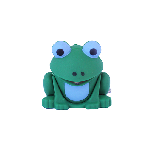 LED Frog Keychain with sound (AN2006)