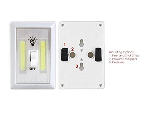 AlltroLite COB LED Cordless Light Switch(FA2100)